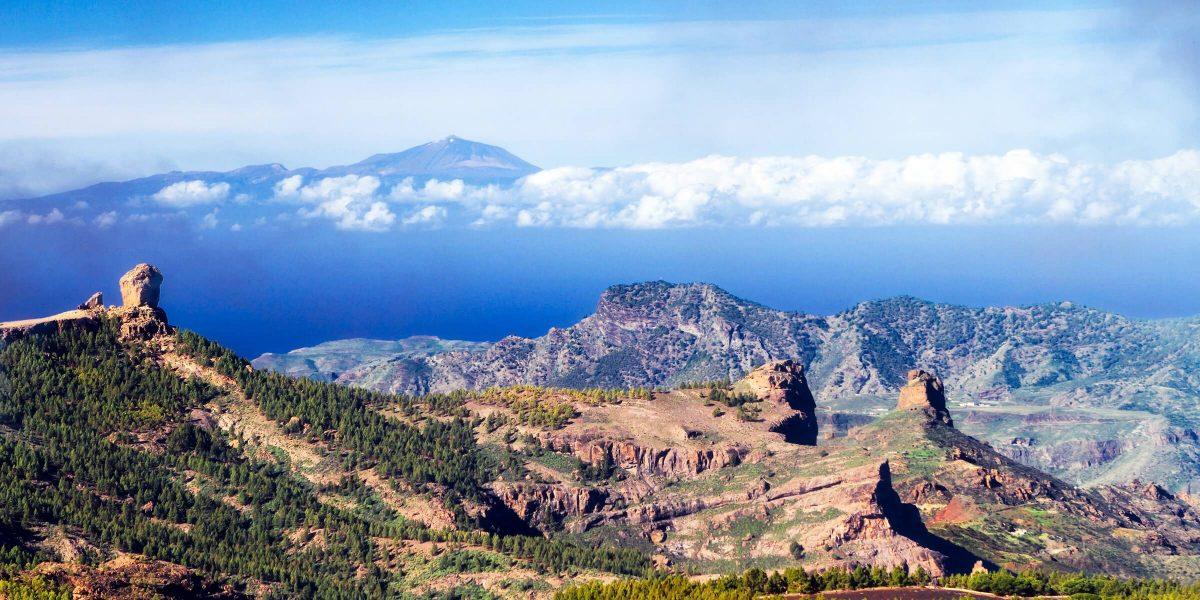 Teide auf Gran Canaria