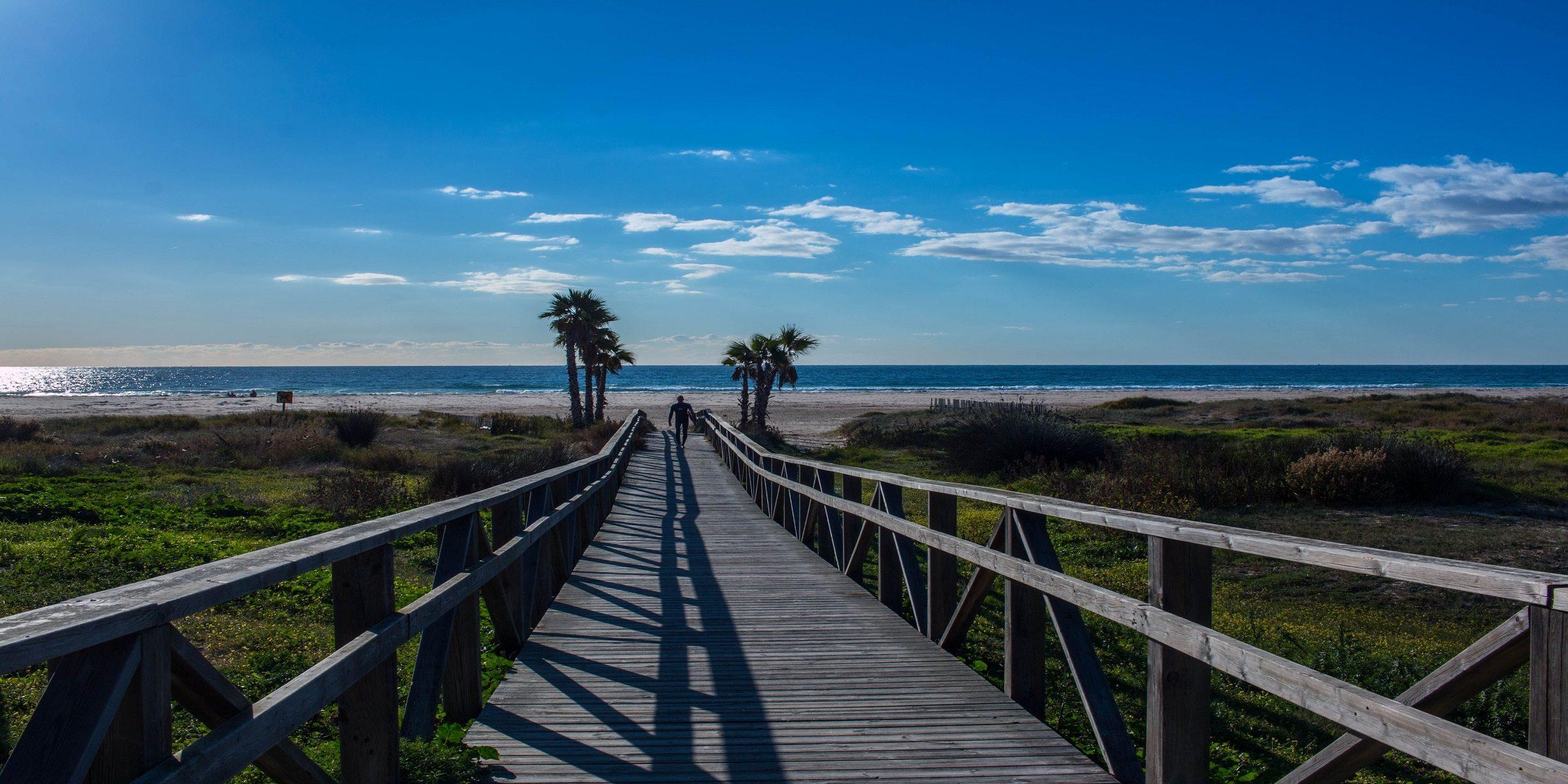 Strand Cadiz