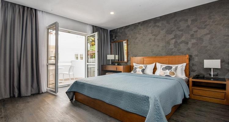 Doppelzimmer Hotel Perla