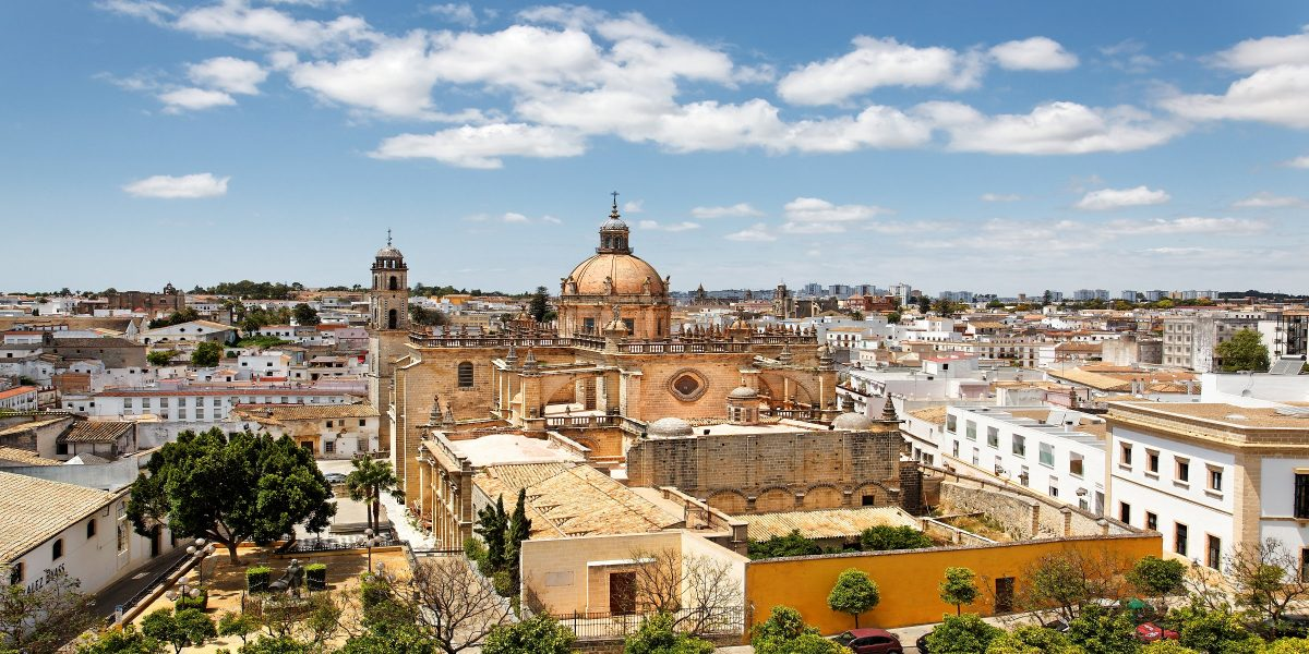 Kathedrale in Jerez de la frontera