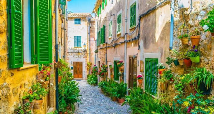 Singlereise nach Mallorca - Valldemossa