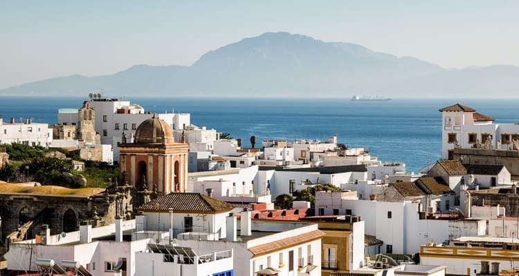 Singlereise nach Andalusien - Stadt Tarifa
