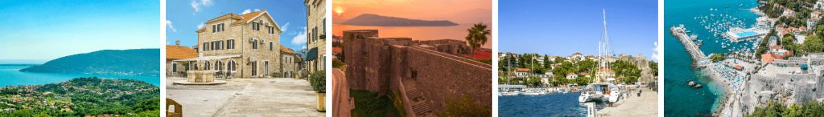 Reisetipps Montenegro Herceg Novi