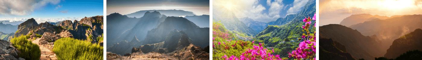 Madeiras hochalpine Bergwelt zieht Wanderulrauber magisch an