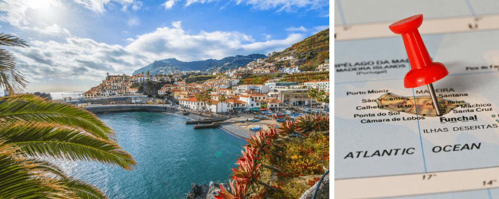 Madeira - Urlaubsinsel im Atlantik