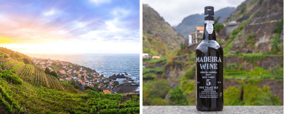 Madeira Wein