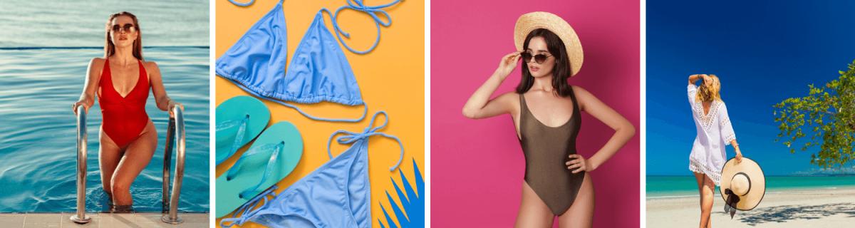 Was trägt man am Strand im Sommer 2020? Bademode Frauen