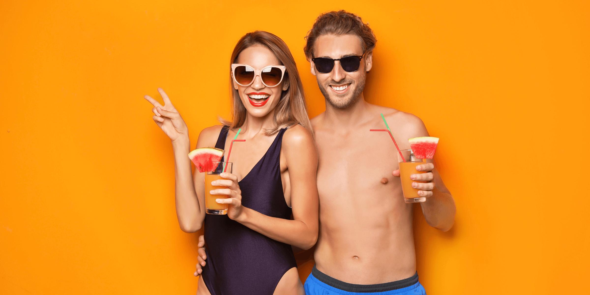 Was trägt man am Strand im Sommer 2020?