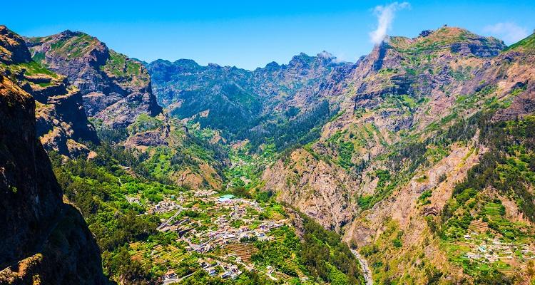 Nonnental auf Madeira