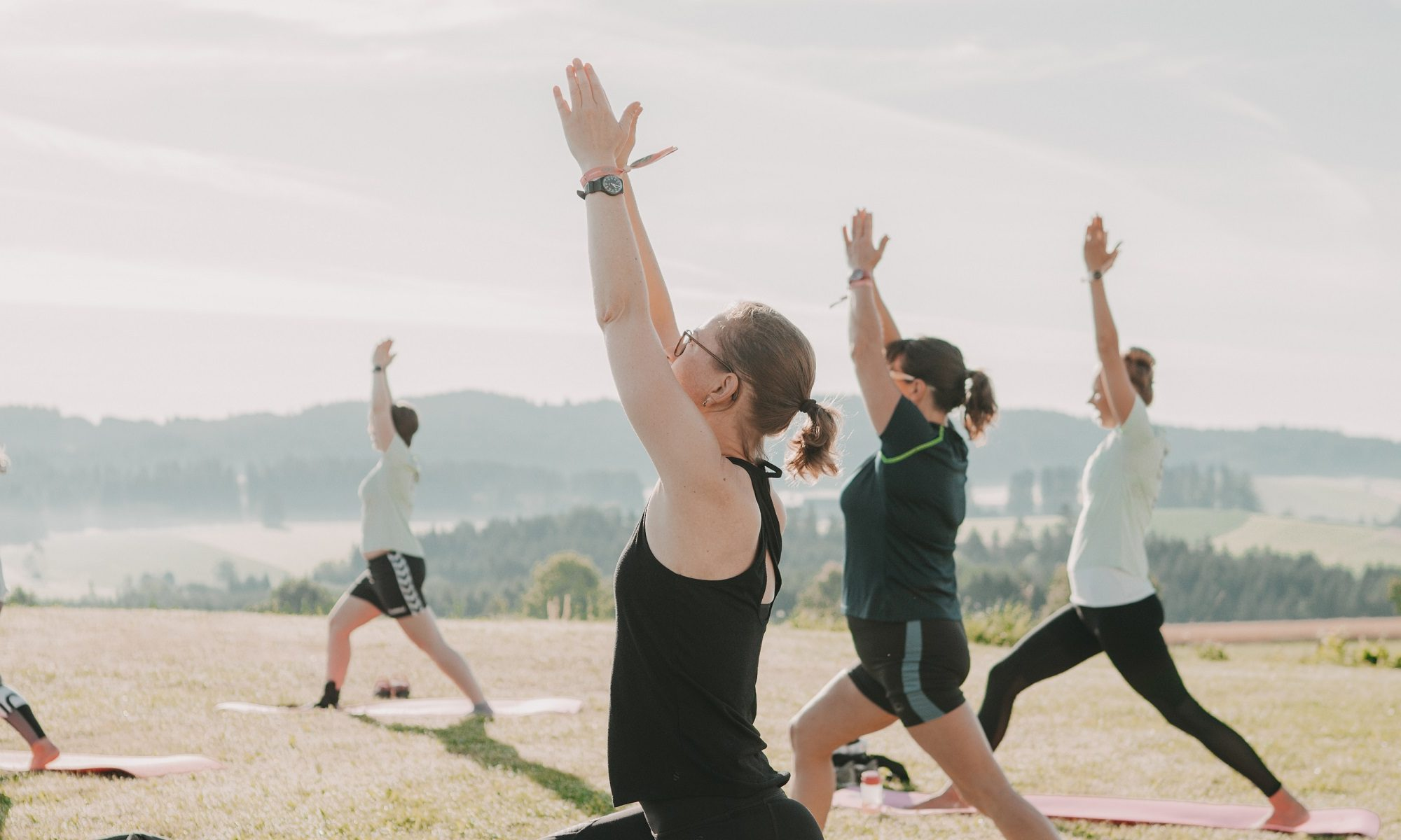 Women's Health Camp - Yoga
