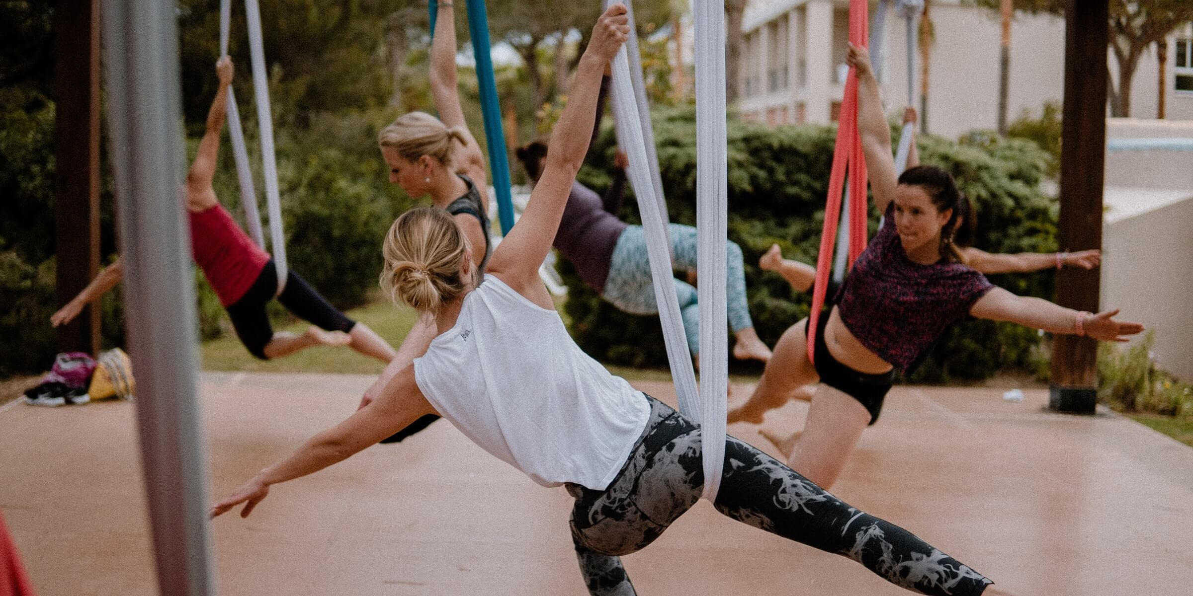 Women's Health Camp - Pilates