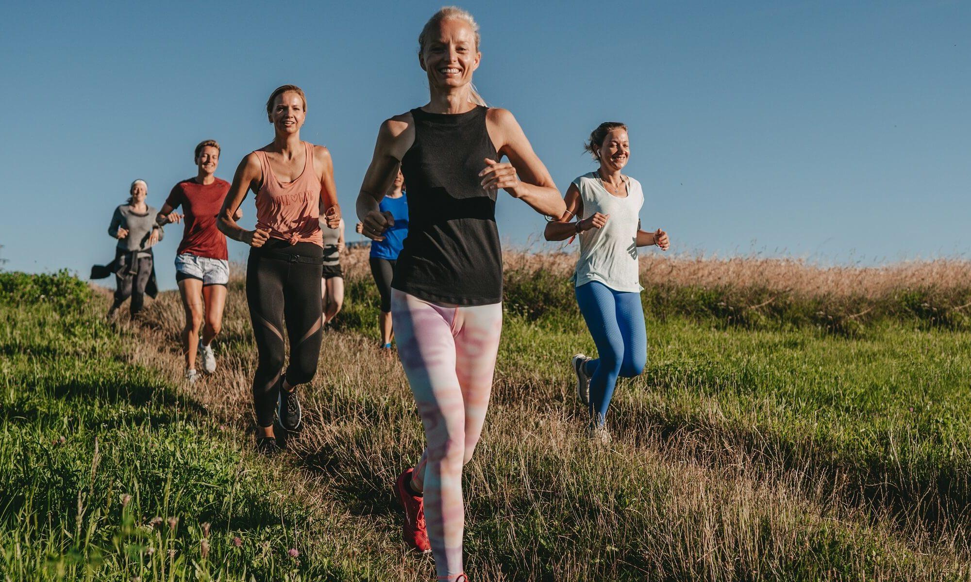 Women's Health Camp - Laufen