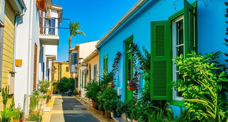 Zypern - Straße
