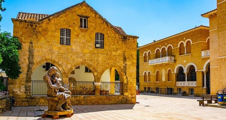 Zypern - Saint Johannes Kathedrale
