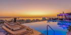 Infinity Pool auf dem Hotel während Ihrer Singlereise auf Malta