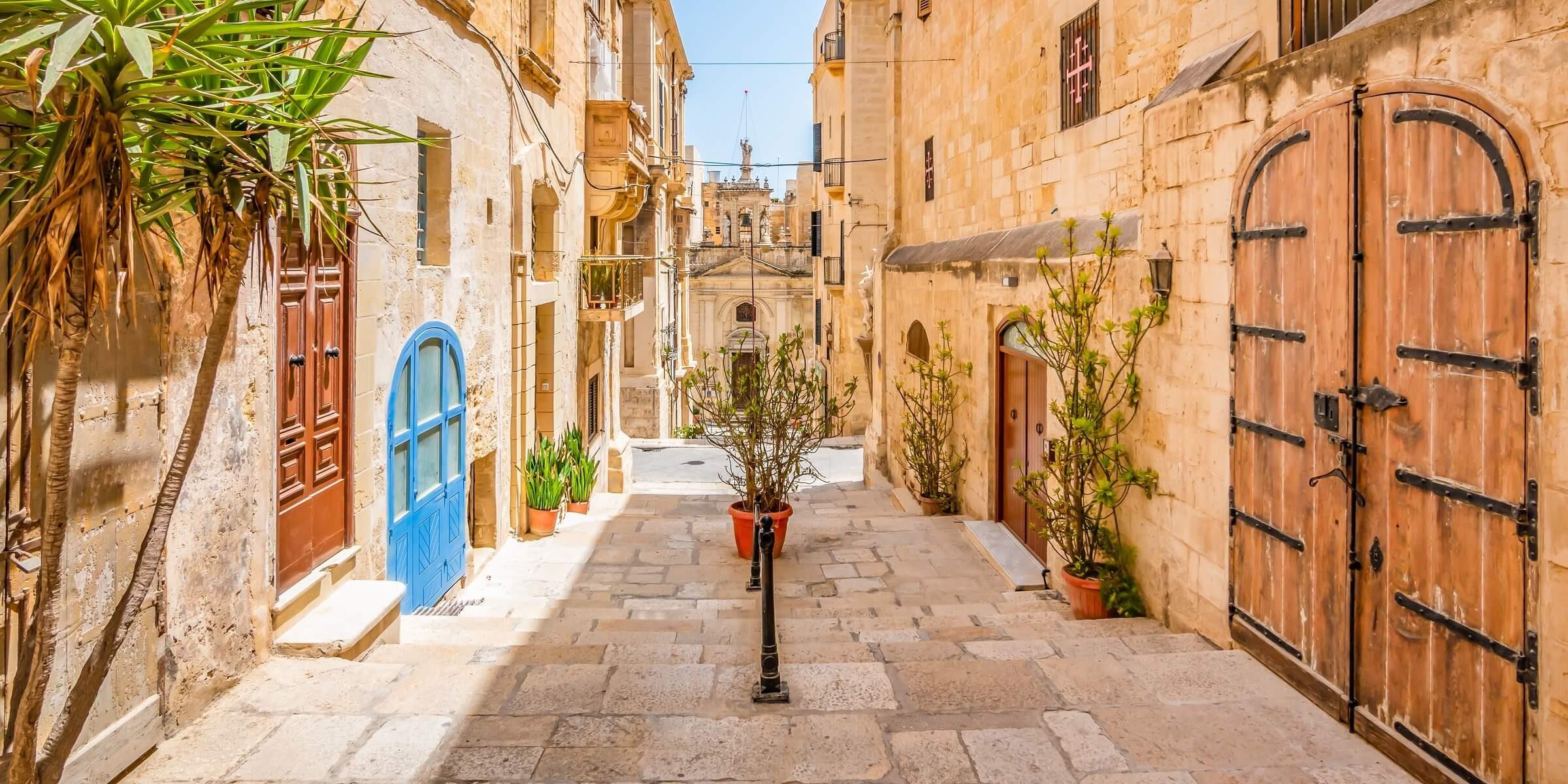 Entdecken Sie Maltas wunderschöne Städte auf Ihrer Singlereise