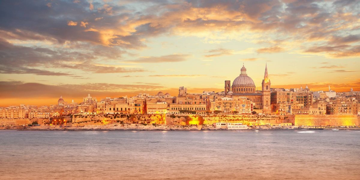 Entdecken Sie Maltas wunderschöne Inselhauptstadt Valletta auf Ihrer Singlereise