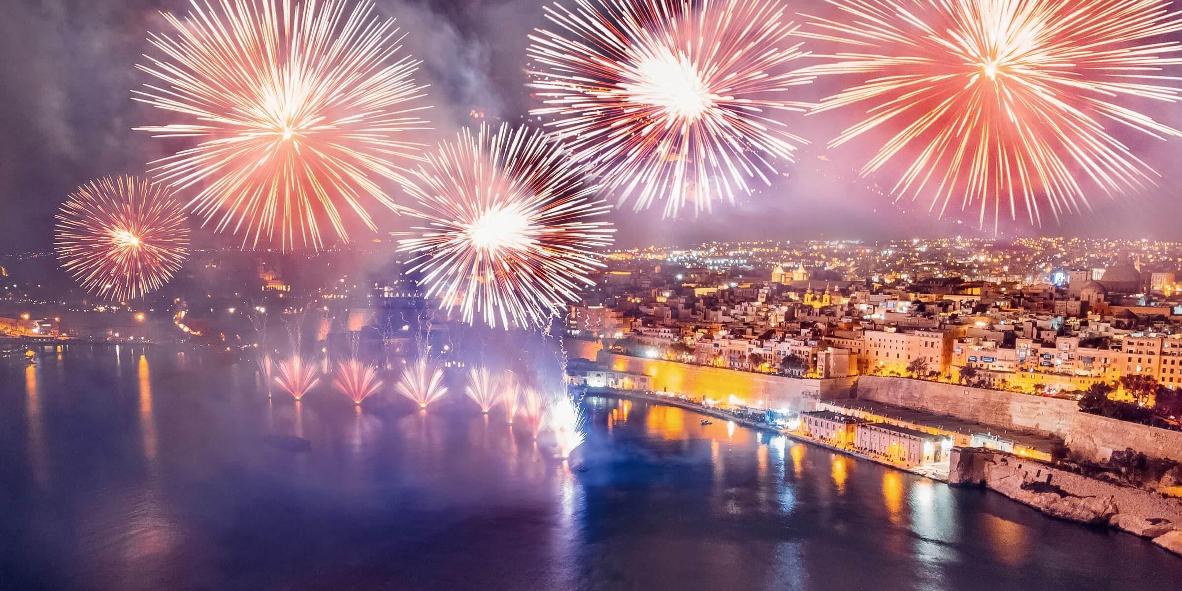 Malta ist eine Singlereise zu Silvester wert!