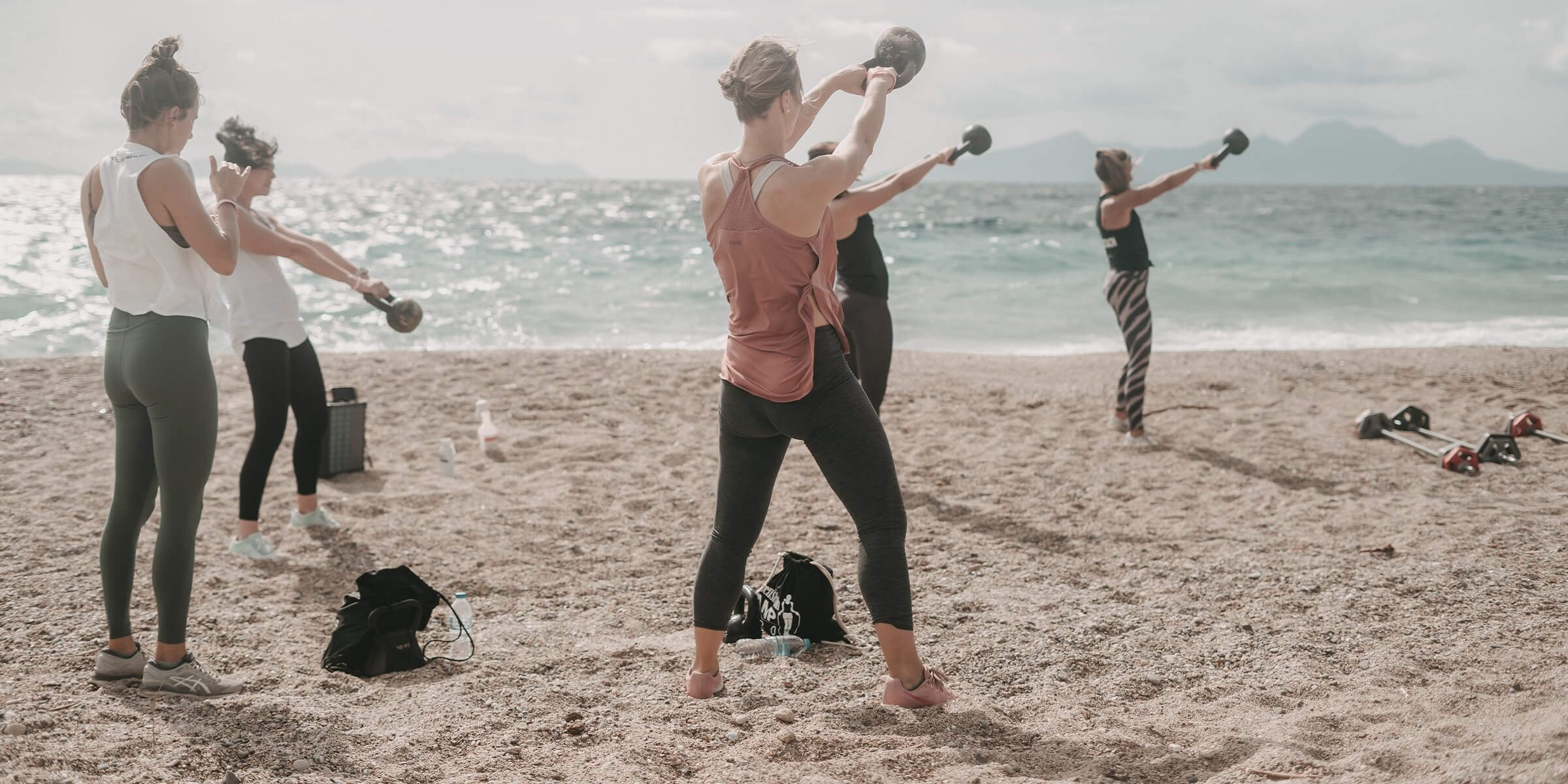 Women's Health Camp - Kettlebell