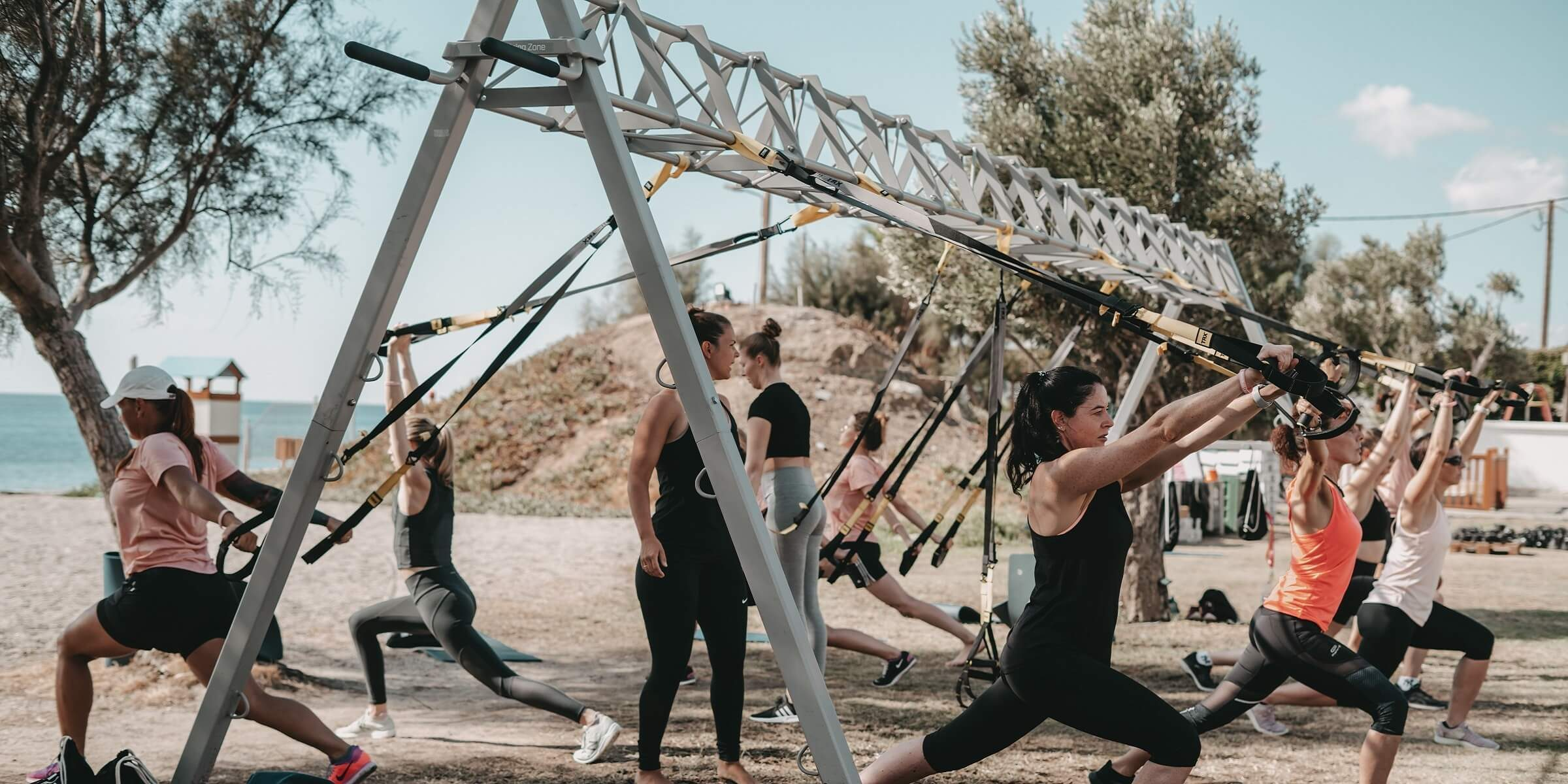 Women's Health Camp - TRX