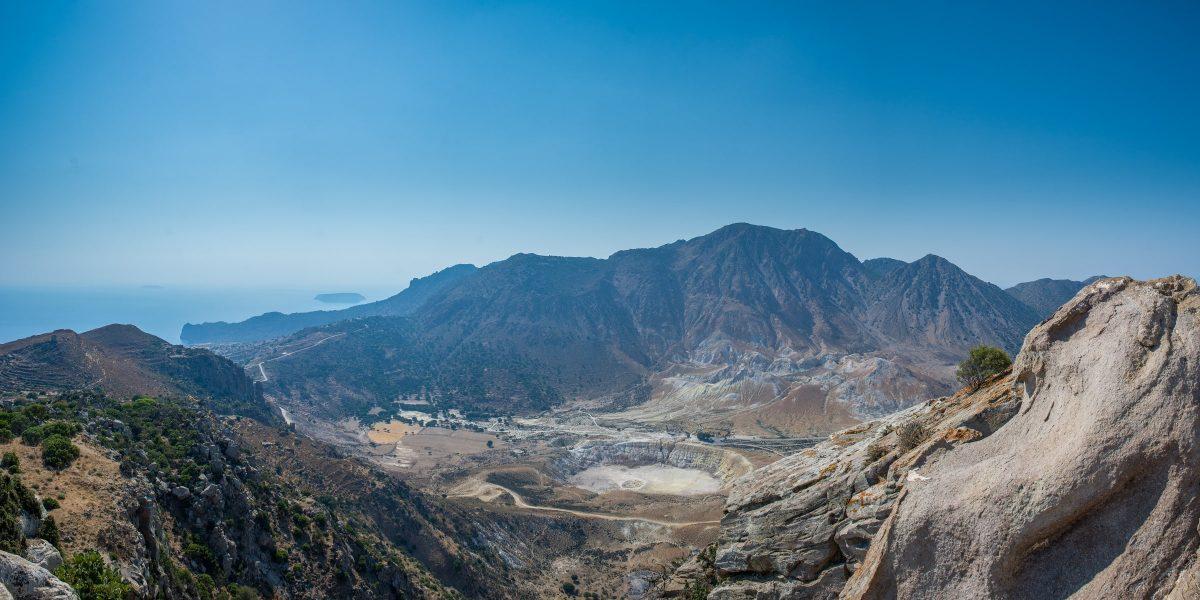 Kos - Nisyros Vulkan