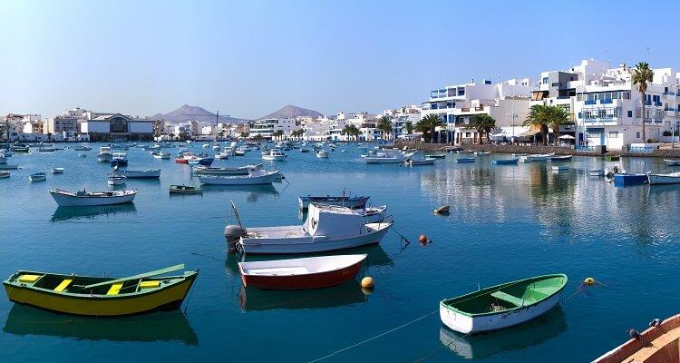 Lanzarote - Hafen Arrecife