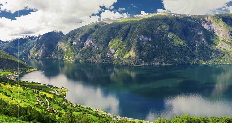 Norwegen, Bergen - Sognefjord