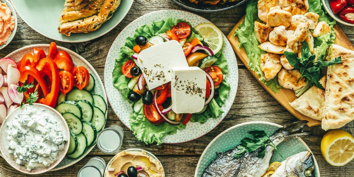 Kreta - Cuisine