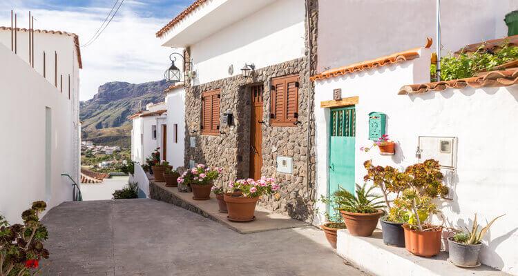 Singlereise nach Gran Canaria - Bergdorf