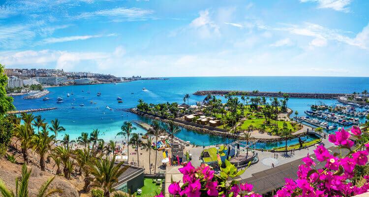Singlereise nach Gran Canaria - Hafen
