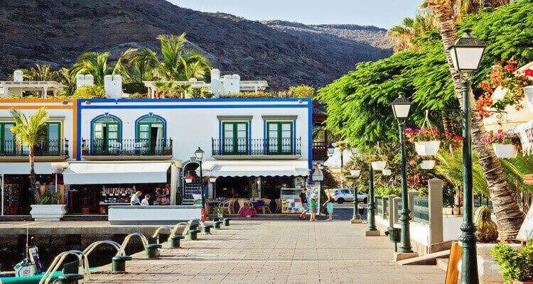 Singlereise nach Gran Canaria - Puerto de Mogan