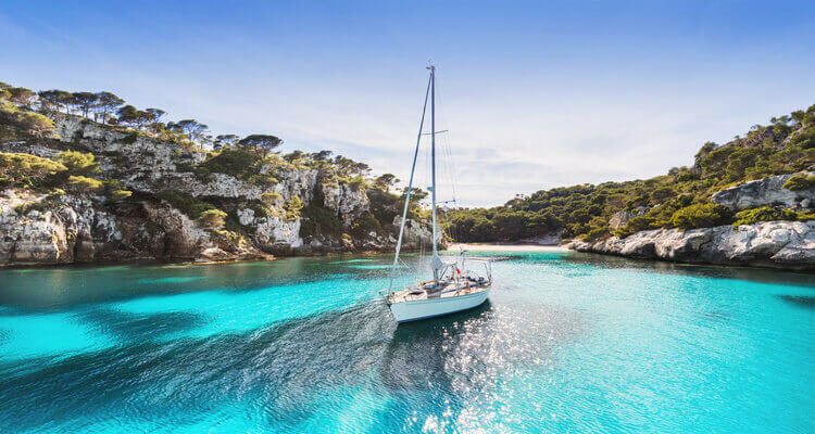 Singlereise nach Mallorca - Bootstour