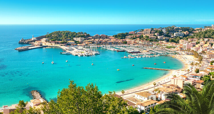Singleurlaub auf Mallorca - Port de Soller Wanderung