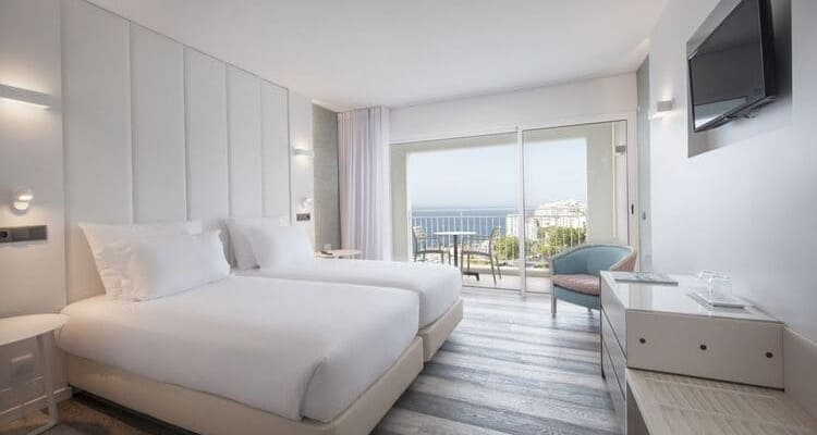 Singleurlaub Portugal - Hotel Alto Lido Madeira - Zimmer