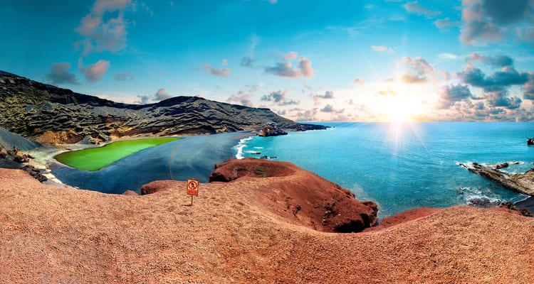Singlereise auf die Kanarischen Inseln - Lanzarote