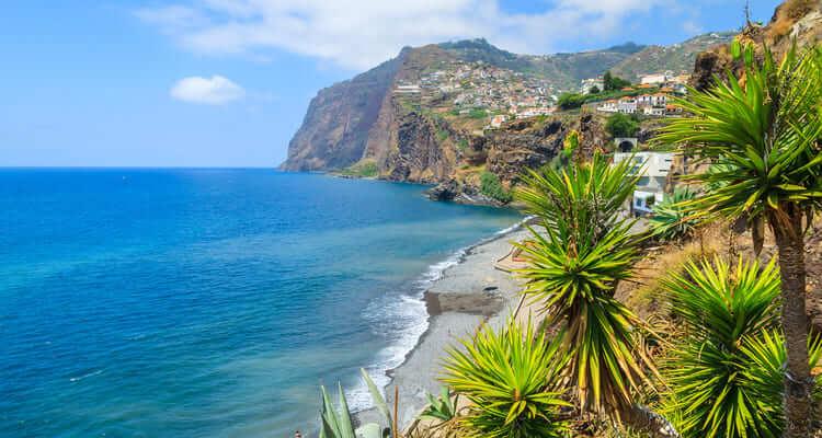 Singlereise Madeira - Klippen