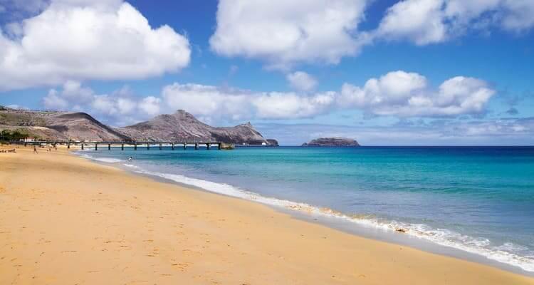 Singlereise Madeira - Nachbarinsel Porto Santo