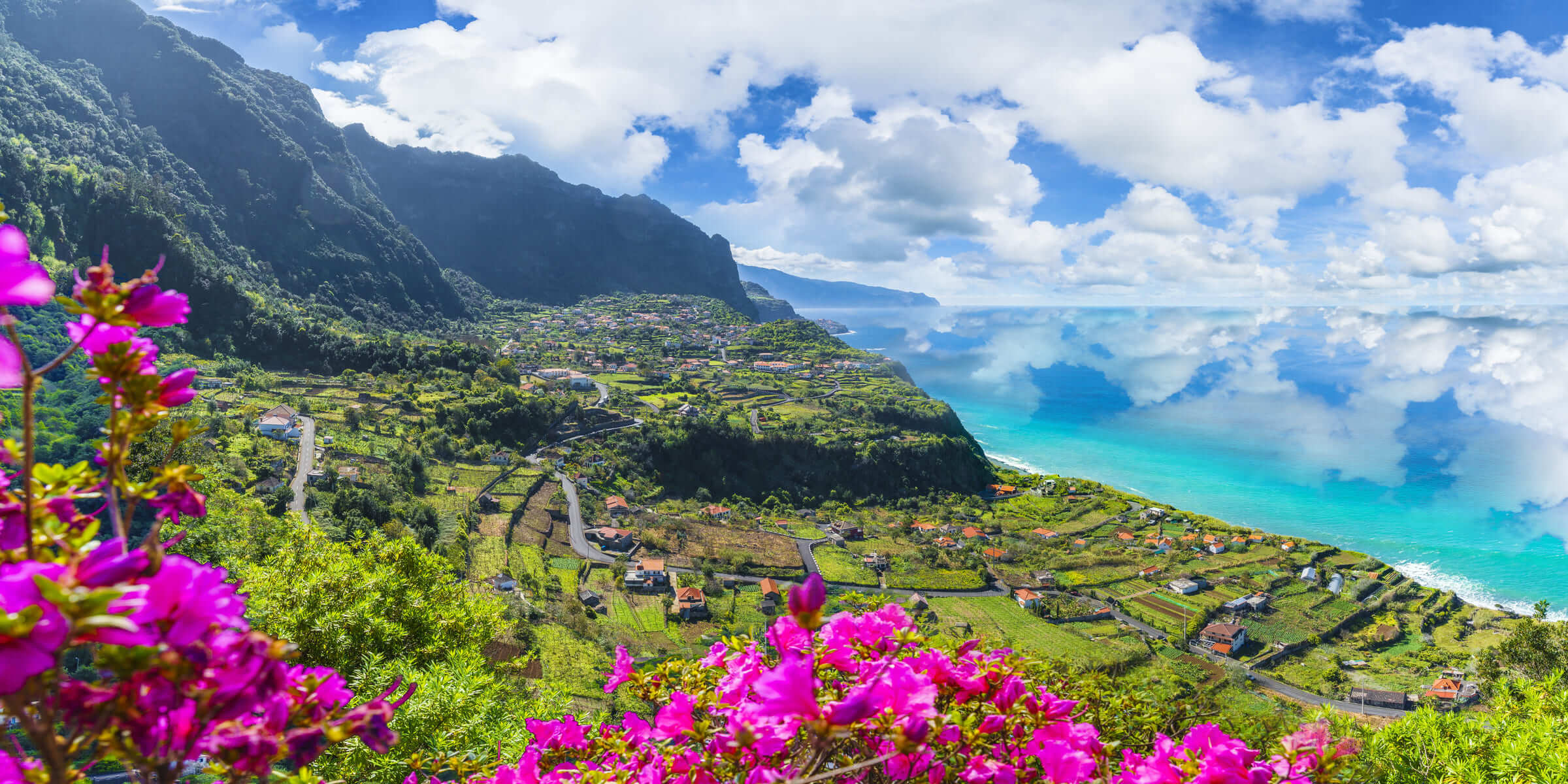 Singlereise Madeira - Naturkulisse