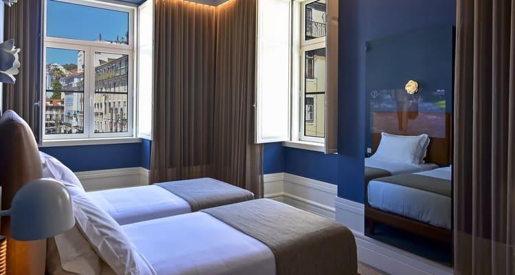 Singlereise nach Lissabon - My Story Figuiera Hotel Zimmer