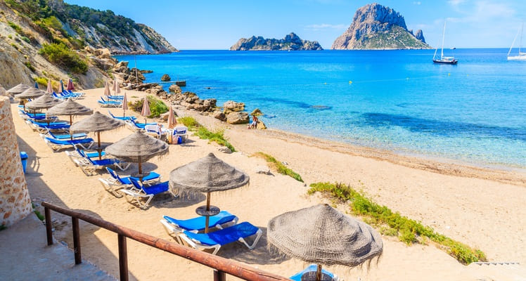 SInglereise nach Mallorca - Stand Cala d`hort