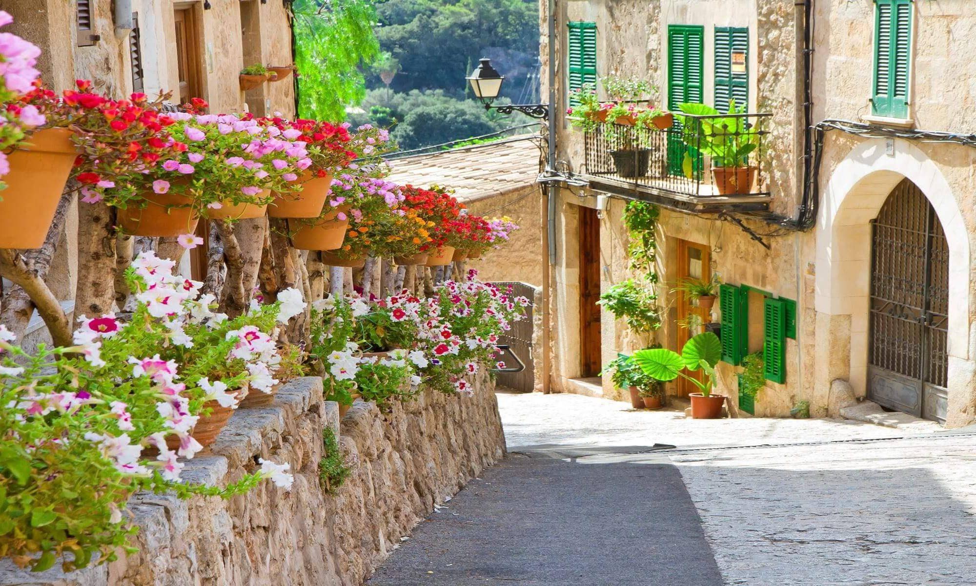 Singlereise nach Mallorca - Malerisches Bergdorf