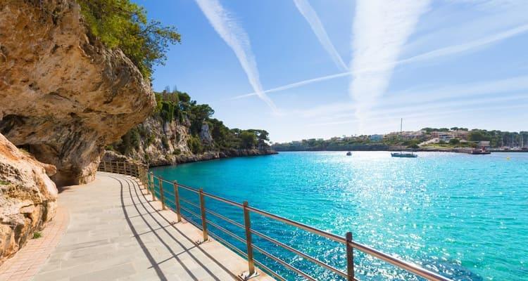 Singlereise nach Mallorca - Porto Cristo