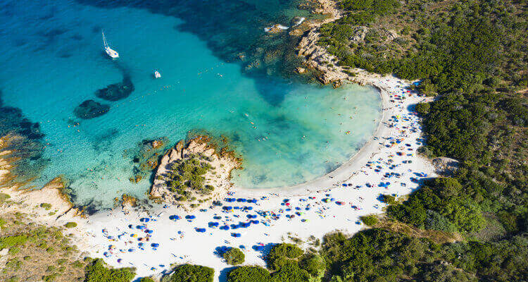 Singlereisen nach Sardinien - Costa Smeralda