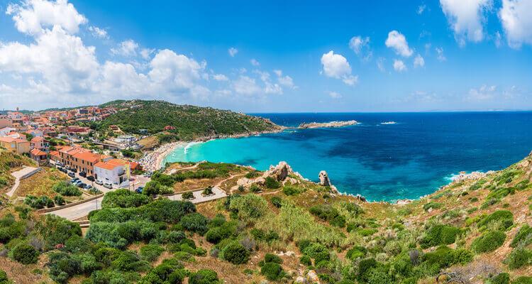 Singlereisen nach Sardinien - Gallura Küste