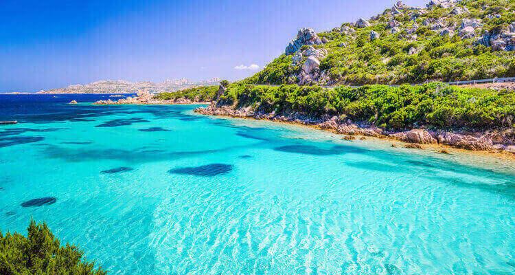 Singlereisen nach Sardinien - Maddalena Bootstour