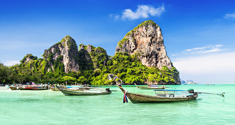 Singlereise nach Phuket - Phuket Bay