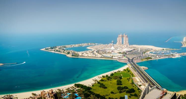 Singlereise nach Abu Dhabi - Marina Mall