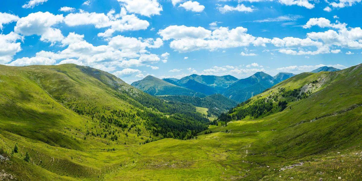 Singlereise nach Bad Leonfelden - Landschaft Oberösterreich