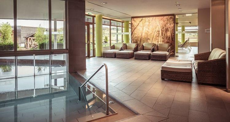 Singlereise nach Bad Leonfelden - Spa Bereich Hotel