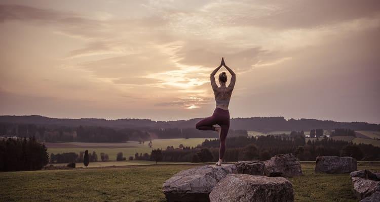 Singlereise nach Bad Leonfelden - Yoga zur Entspannung